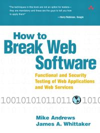 book cover how to break software
