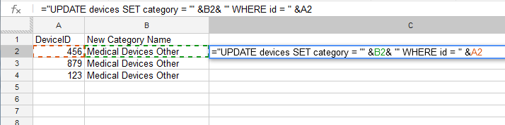 excel pull down trick 2