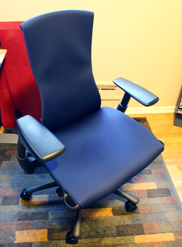 herman miller embody for software professional